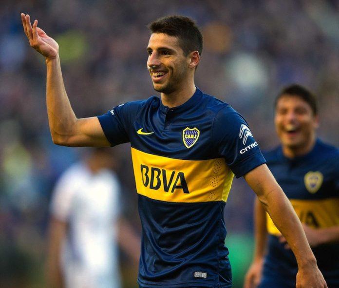 Calleri Boca Juniors