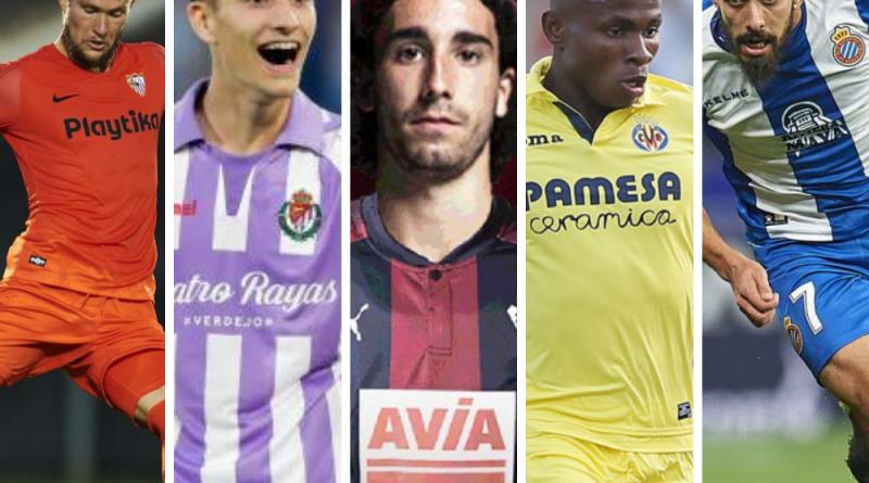 Jugadores revelación La Liga