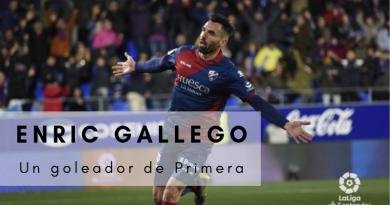Enric Gallego huesca