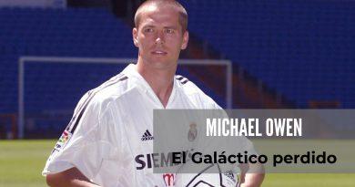 Michael Owen Balon de oro