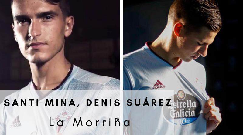 Santi Mina y Denis Suárez: La Morriña