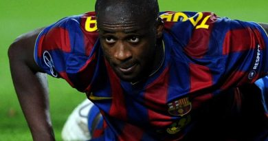 Yaya Touré Barcelona