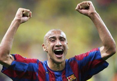 Henrik Larsson Final Champions 2006